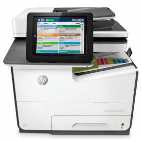 HP Pagewide Color E58650